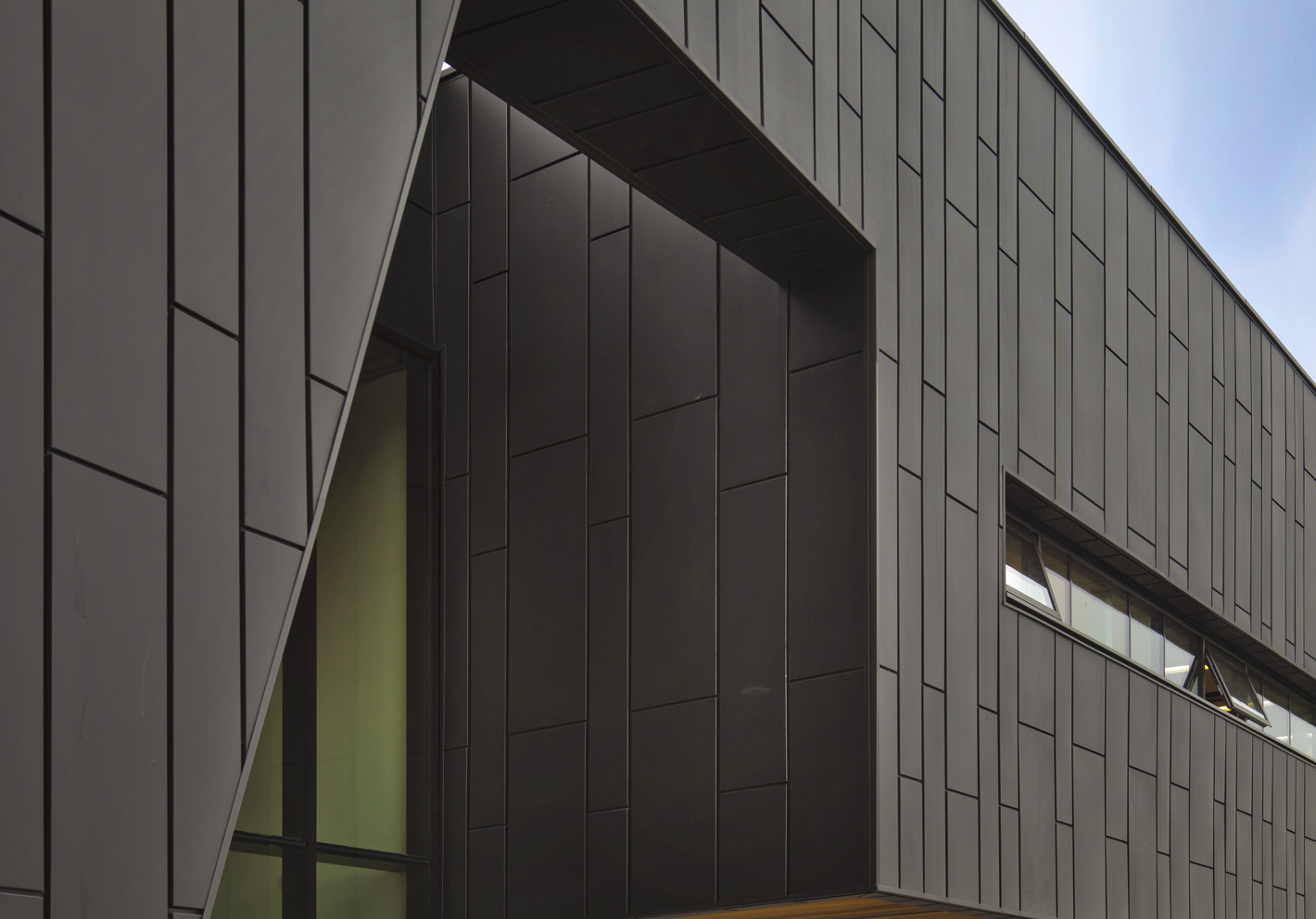 Aluminium Panel Gray : Products dri design