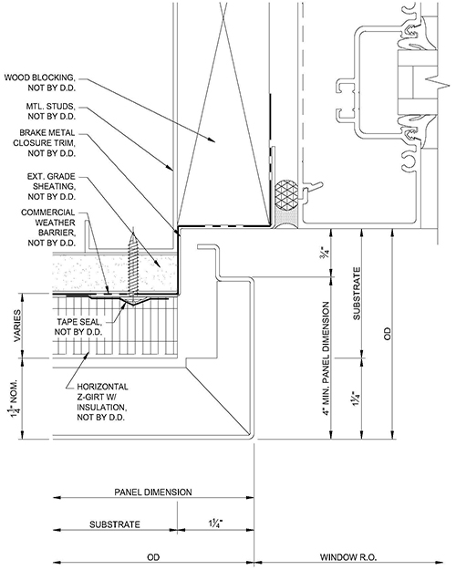 Aluminum Storefront Frame Details Pictures To Pin On