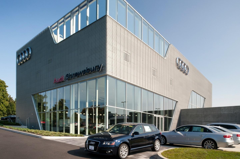 Shrewsbury Audi DriDesign - Audi shrewsbury