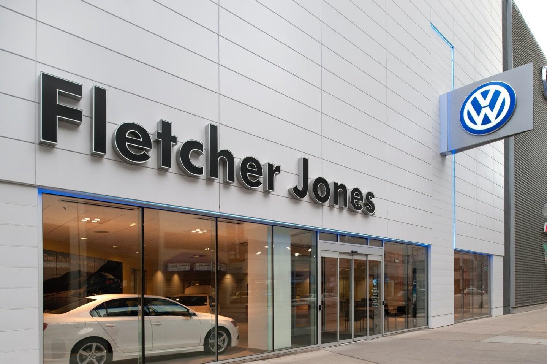 Fletcher Jones Audi Dri Design