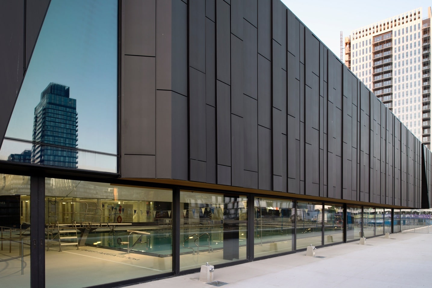 Dry Design Metal Panels : Regent park dri design