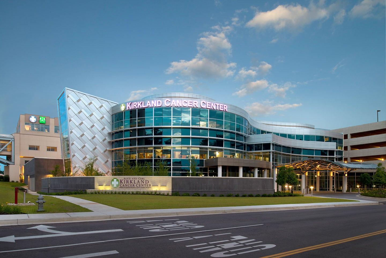 Kirkland Cancer Center - Dri-Design