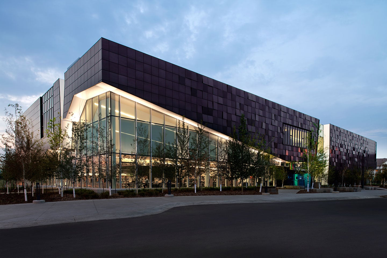 Edmonton Library Dri Design