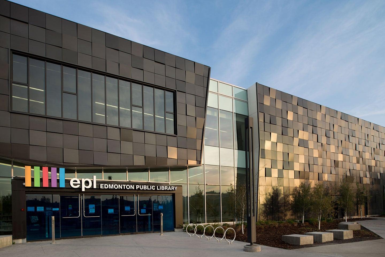Edmonton Library - Dri-Design
